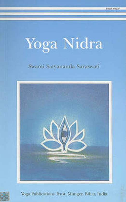 Boeken over yoga nidra, yoga nidra Nederlands boek